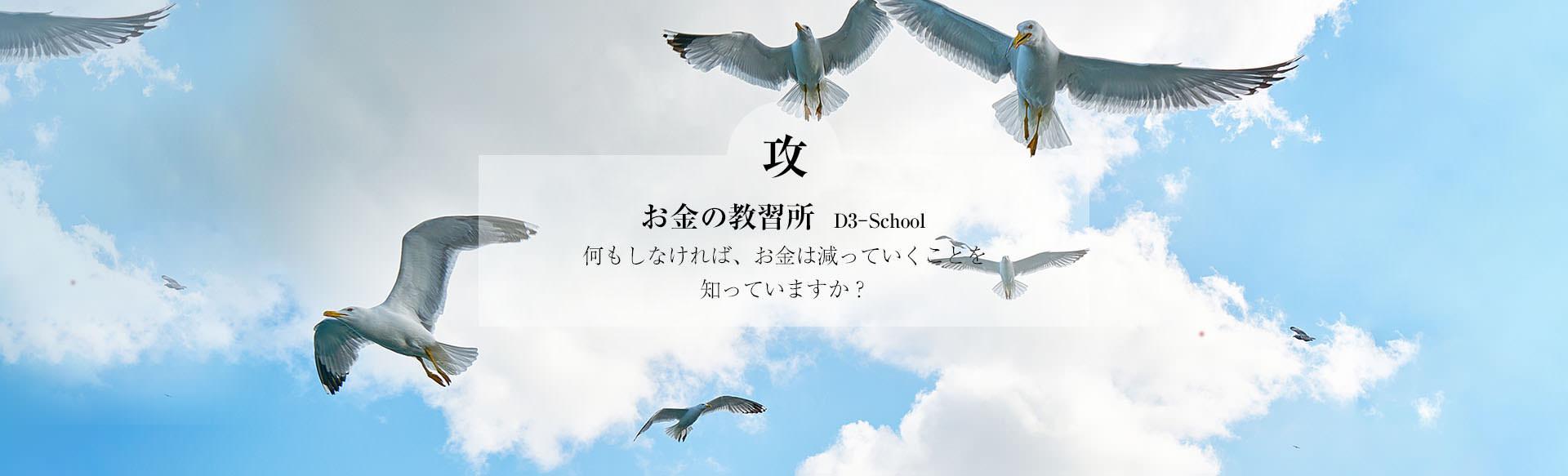 お金の教習所 D3-School